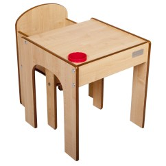 Safety 1st 5 Piece Childrens Table And Chair Set Rustic Kitchen Chairs Little Helper Funstation Toddler 2