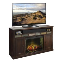 Legends Furniture Fire Creek TV Stand with Electric ...