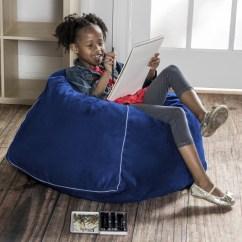Jaxx Bean Bag Chair Diy Rocking Cushion Set 2 5 39 Kids Club And Reviews Wayfair