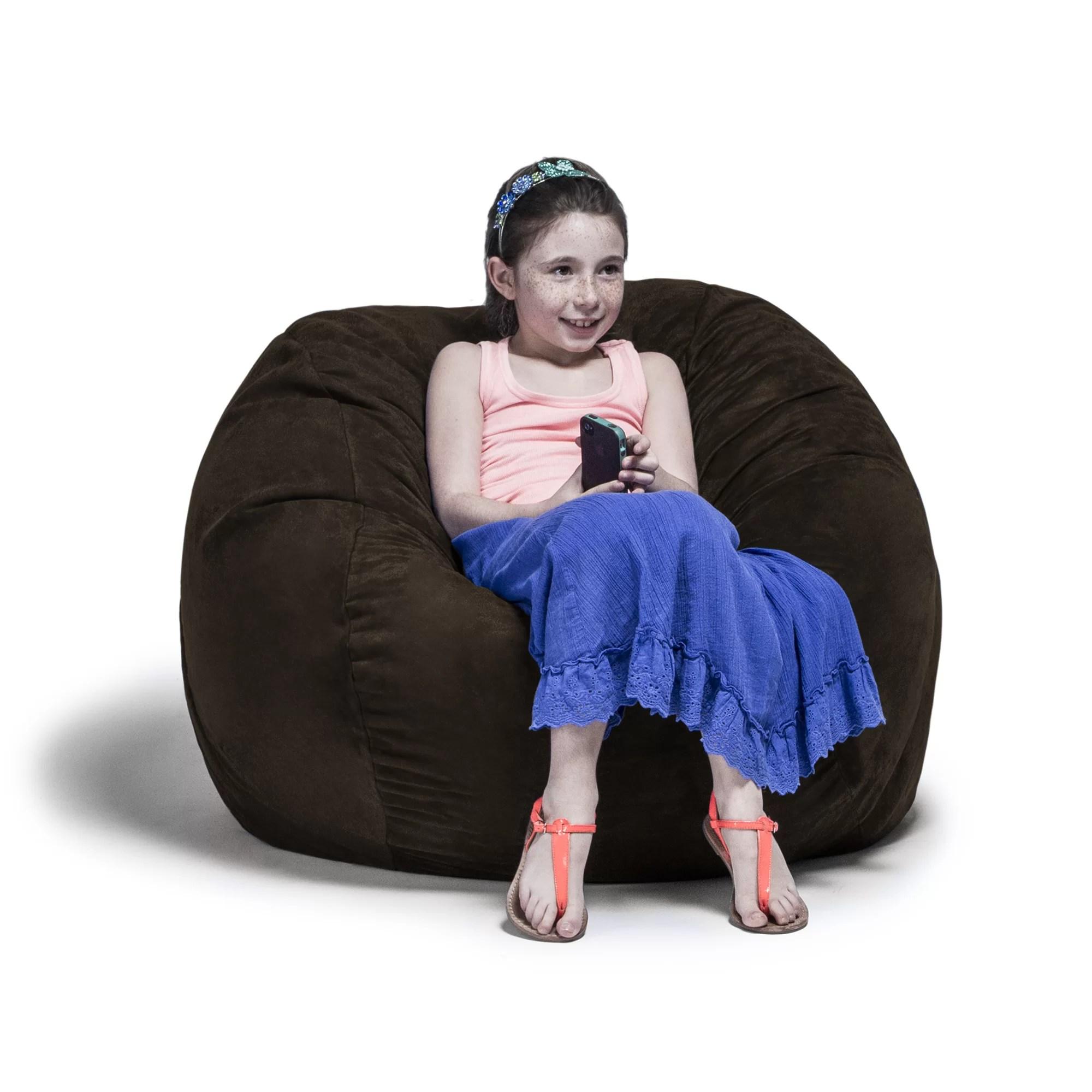 toddler bean bag chairs hammock chair stand menards jaxx kids and reviews wayfair