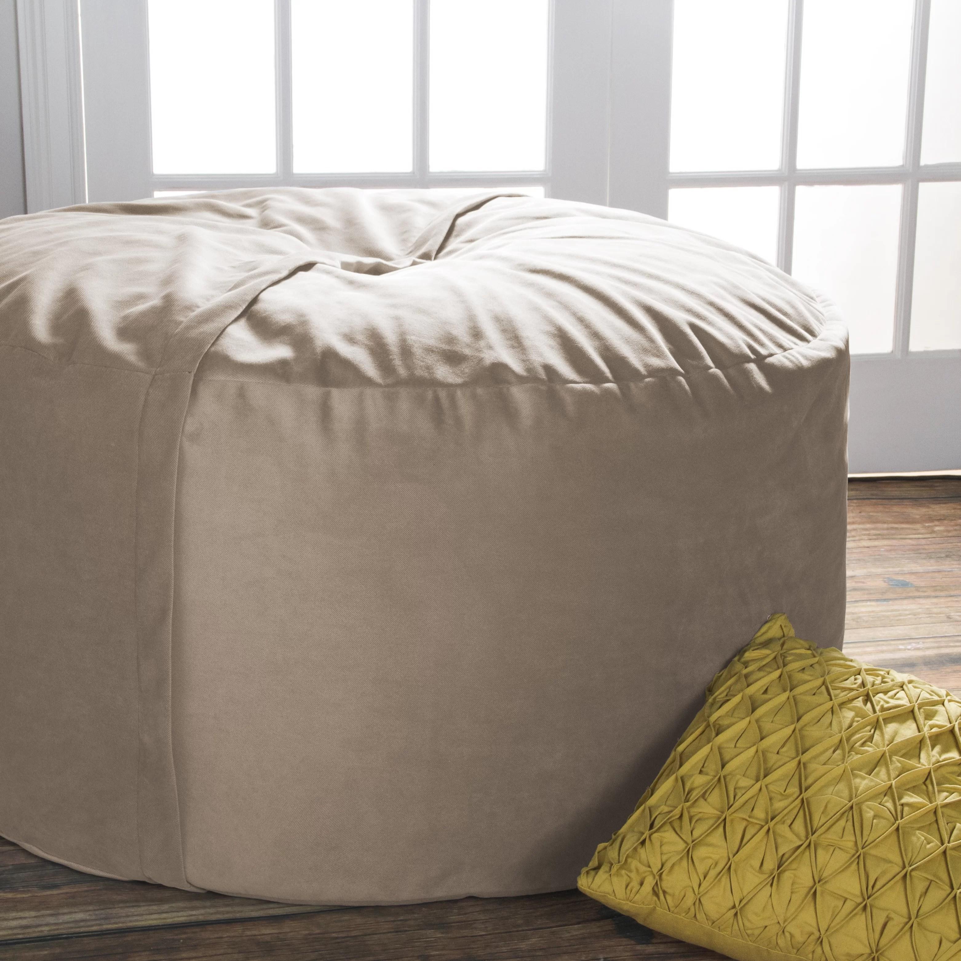 jaxx bean bag chair menards white lawn chairs large gaming and reviews wayfair