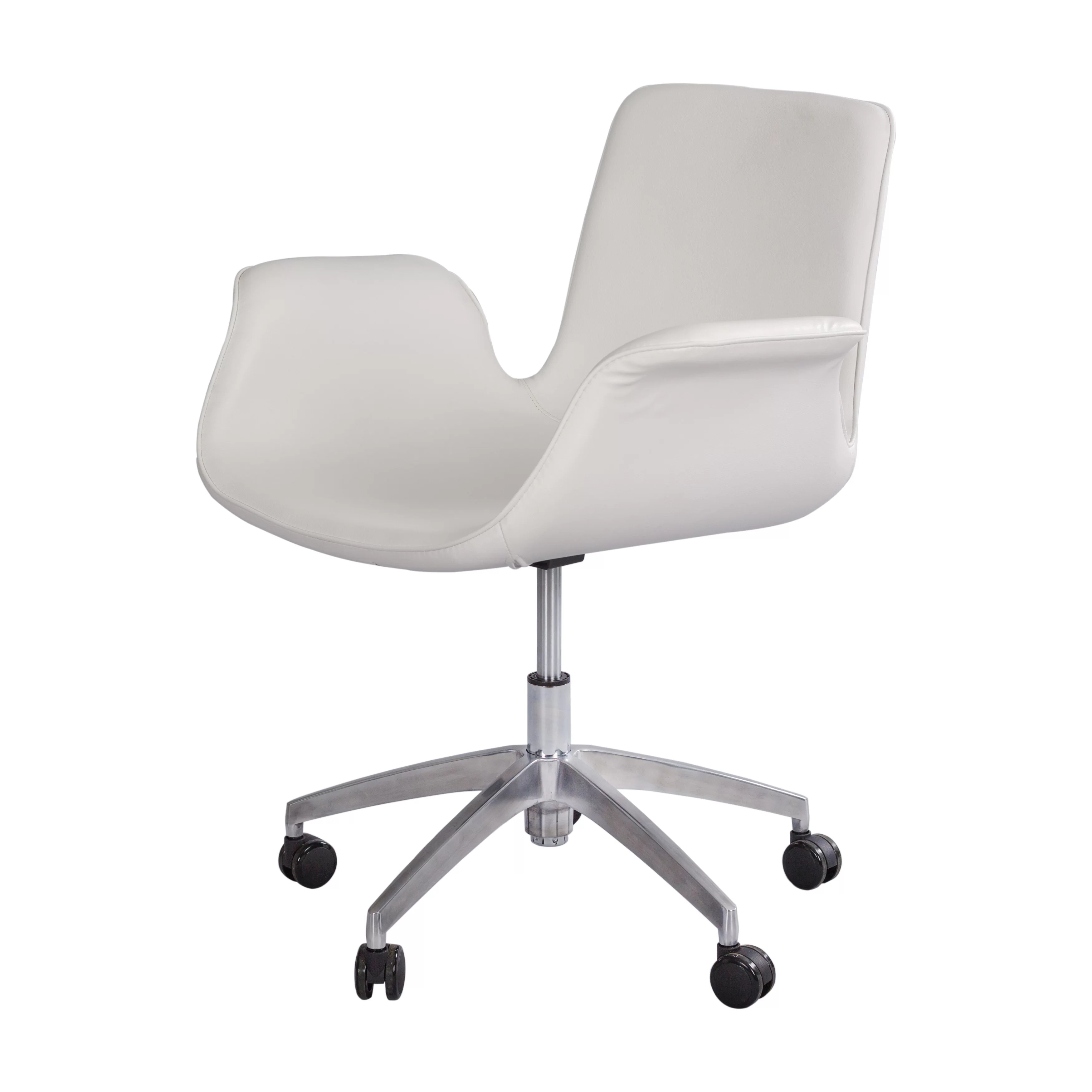 wayfair swivel chair wheel in lahore matrix jobb mid back office and reviews