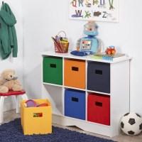 RiverRidge Kids RiverRidge Kids 6 Compartment Storage ...