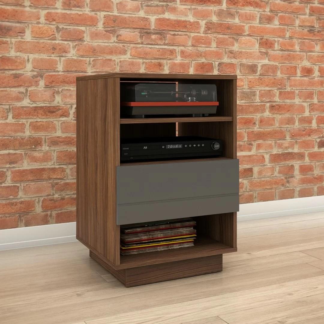 Nexera Radar Audio Cabinet  Reviews  Wayfair