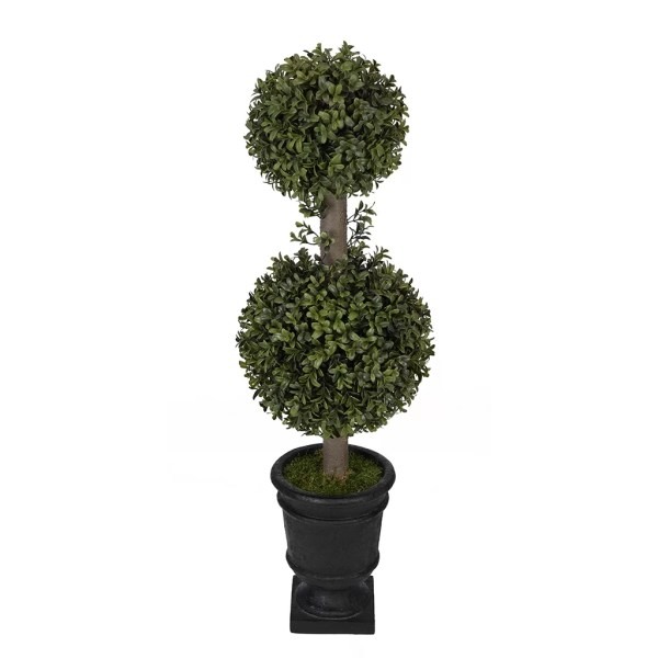 Artificial Boxwood Topiaries Ball