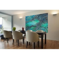 GreenBox Art Aquatic Wall Mural & Reviews | Wayfair