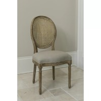 The Bella Collection Louis Cane Side Chair & Reviews   Wayfair