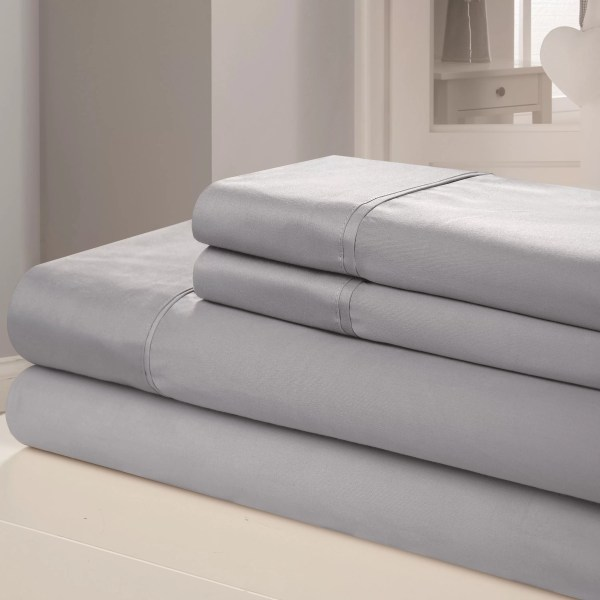 Chic Home 1000 Thread Count Egyptian Quality Cotton Sheet Set &