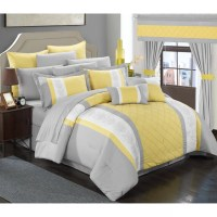 Chic Home Danielle 24 Piece Comforter Set & Reviews | Wayfair