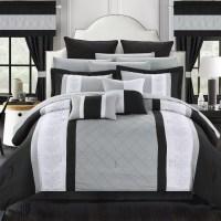 Chic Home Danielle 24 Piece Comforter Set & Reviews