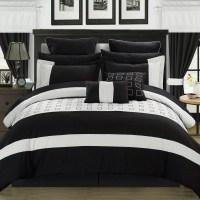 Chic Home Lorde 24 Piece Queen Comforter Set & Reviews