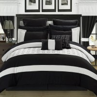 Chic Home Lorde 24 Piece Queen Comforter Set & Reviews ...