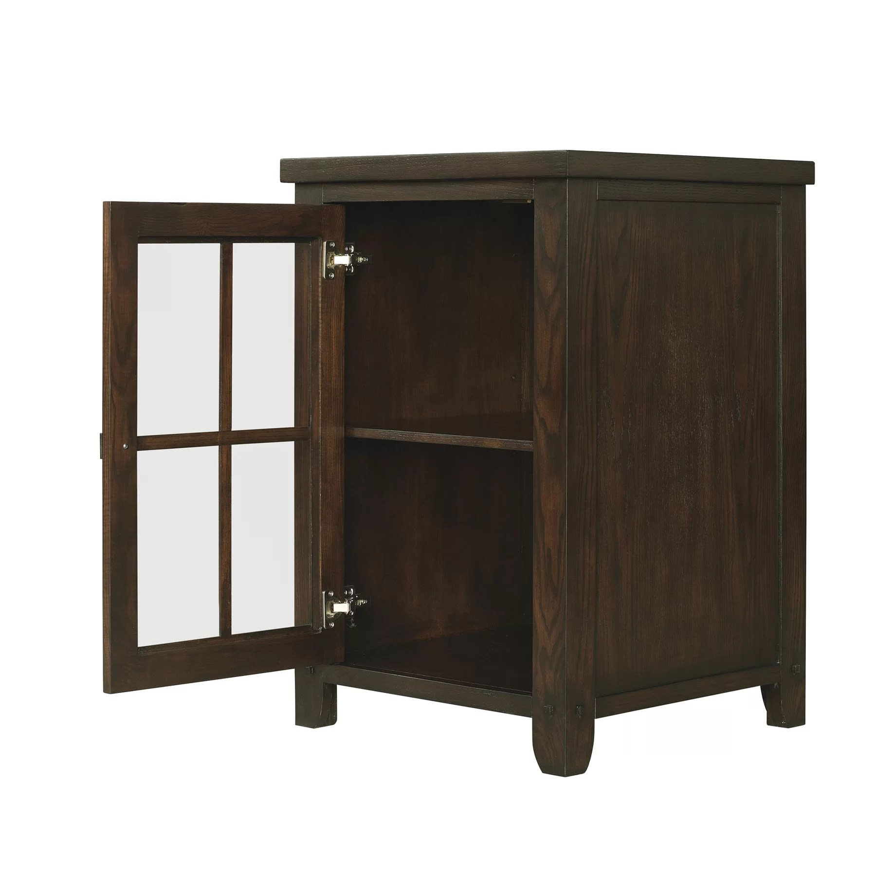 Tresanti Dakota 1 Door Storage Cabinet  Reviews  Wayfair