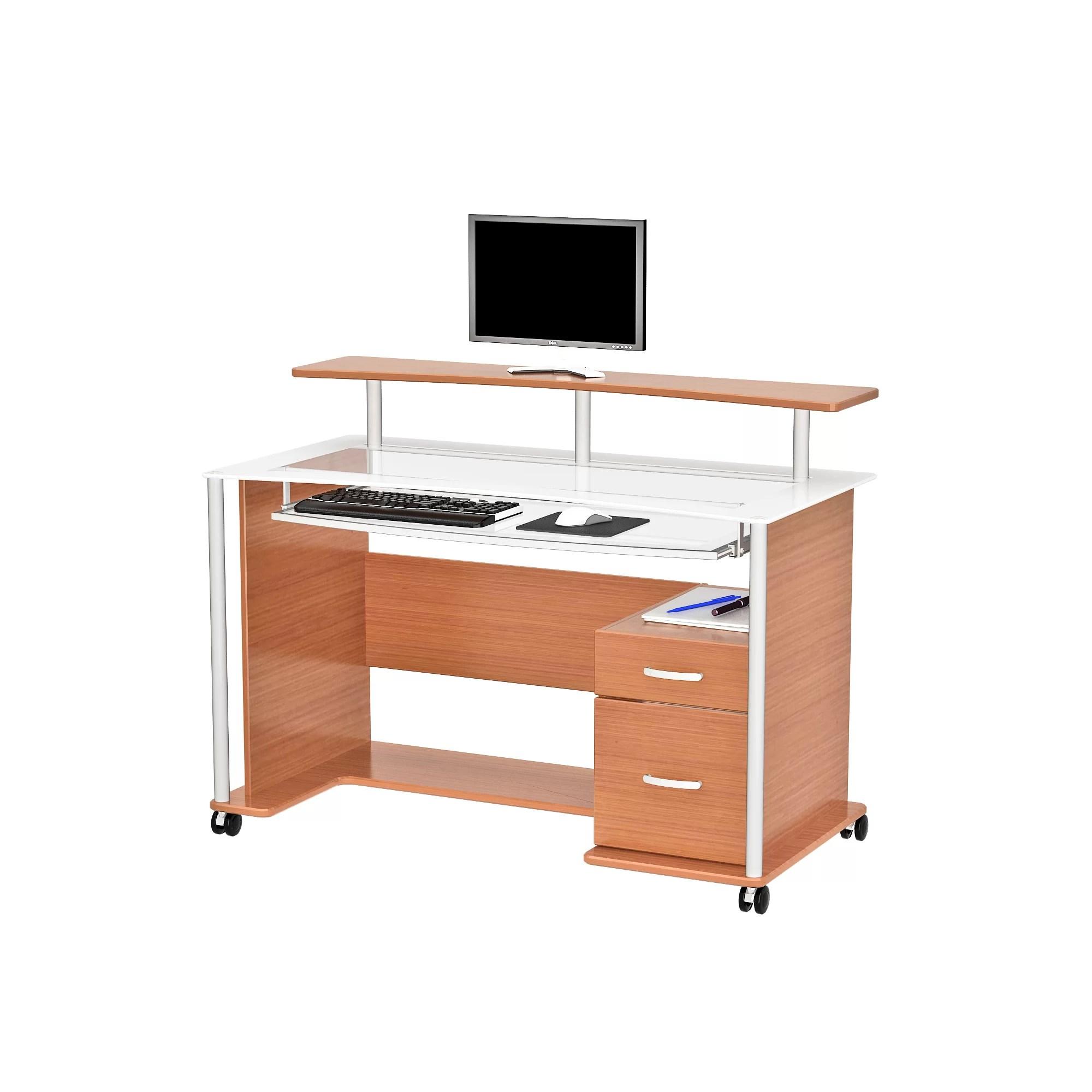 ZLine Designs Maven Computer Desk  Reviews  Wayfair