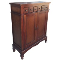 D-Art Collection Colonial Apothecary Storage Cabinet | Wayfair