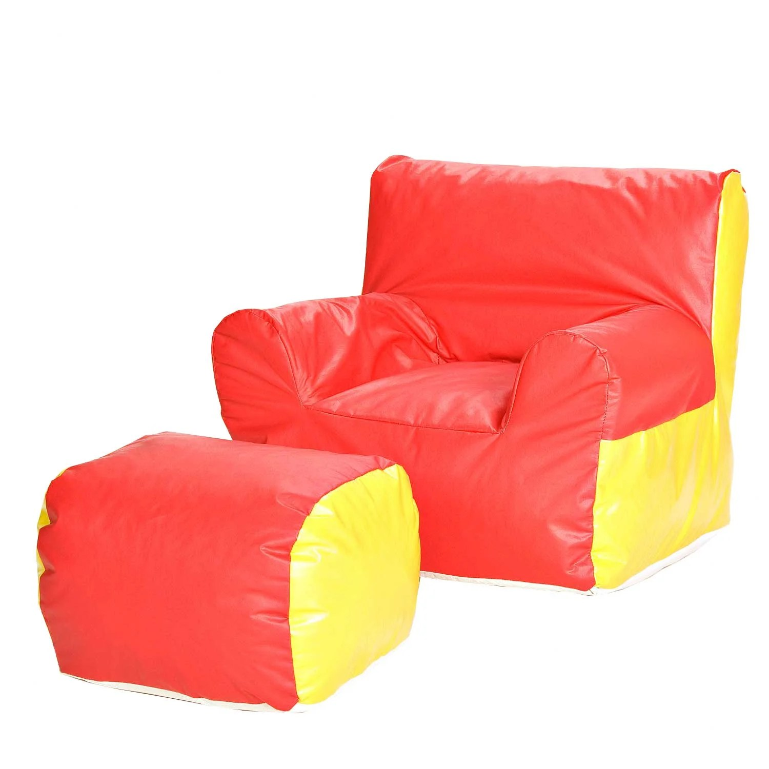 soft chairs for toddlers ab chair exercises foamnasium e kids club and ottoman reviews