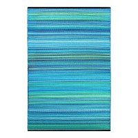 Green Decore Blue/Green Indoor/Outdoor Area Rug & Reviews ...