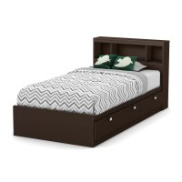 South Shore Karma Mate's Bed with Storage & Reviews | Wayfair