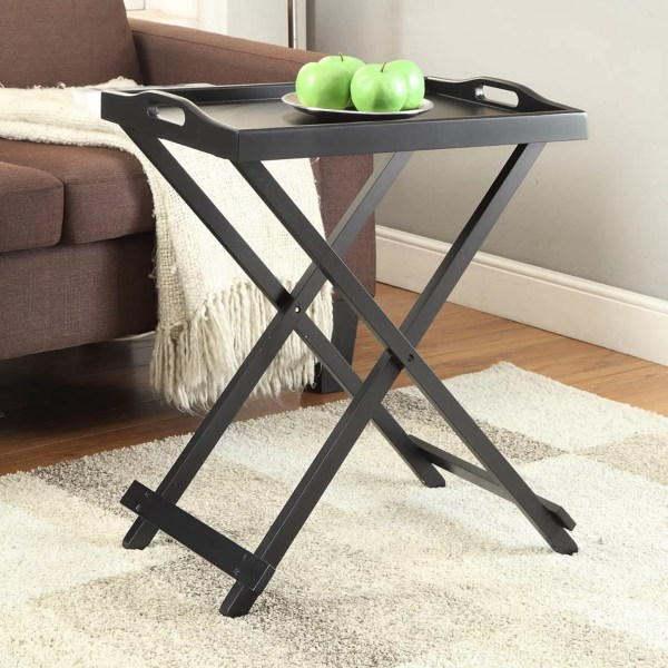 Convenience Concepts Design 2 Folding Tray Table &