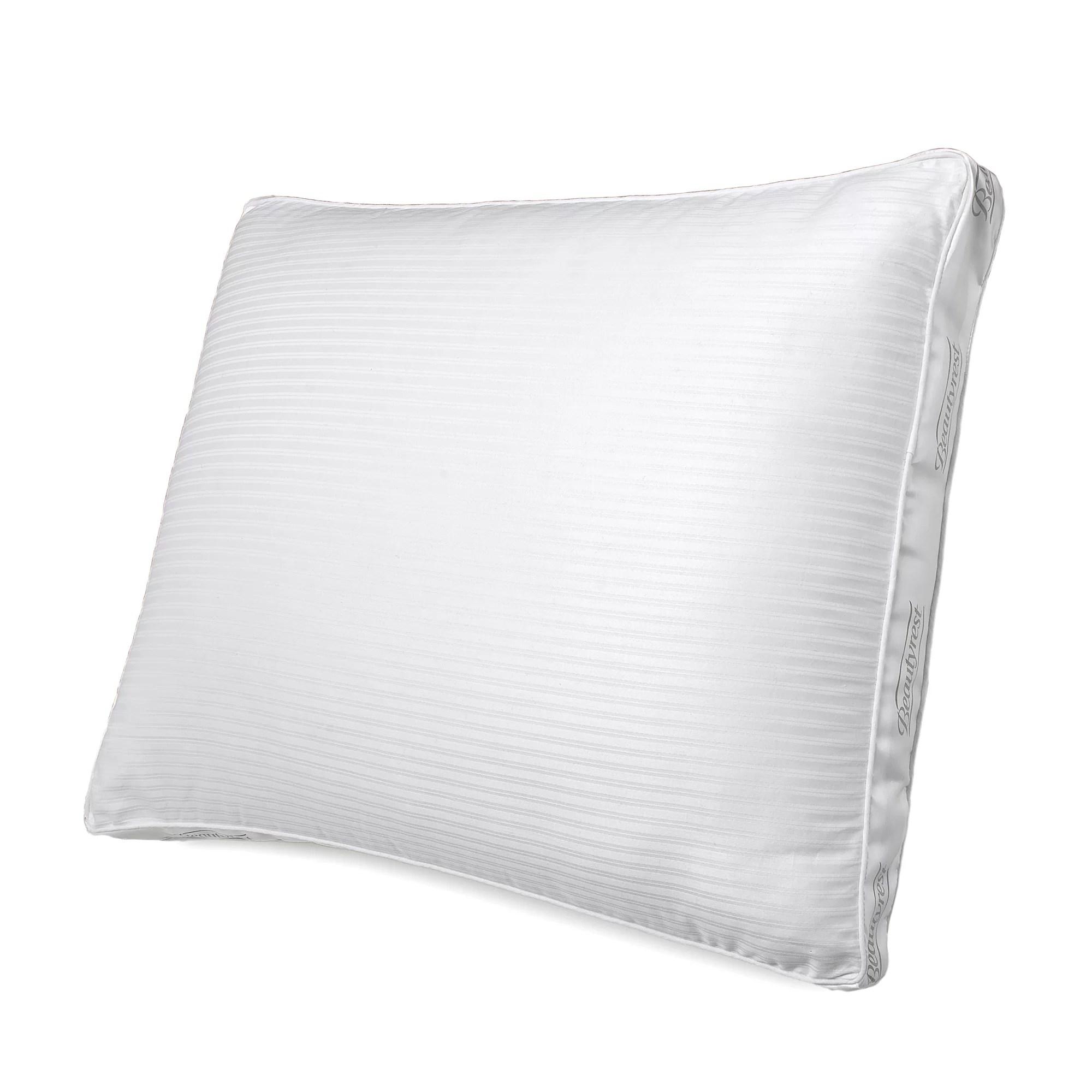 Simmons Beautyrest Pima Cotton Extra Firm Polyfill Pillow
