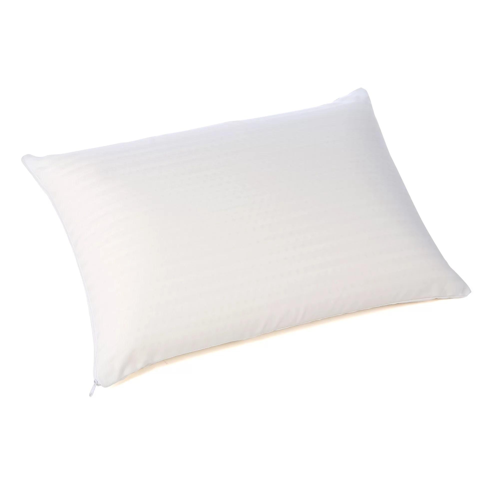 Simmons Beautyrest Latex Bed Pillow  Reviews  Wayfair