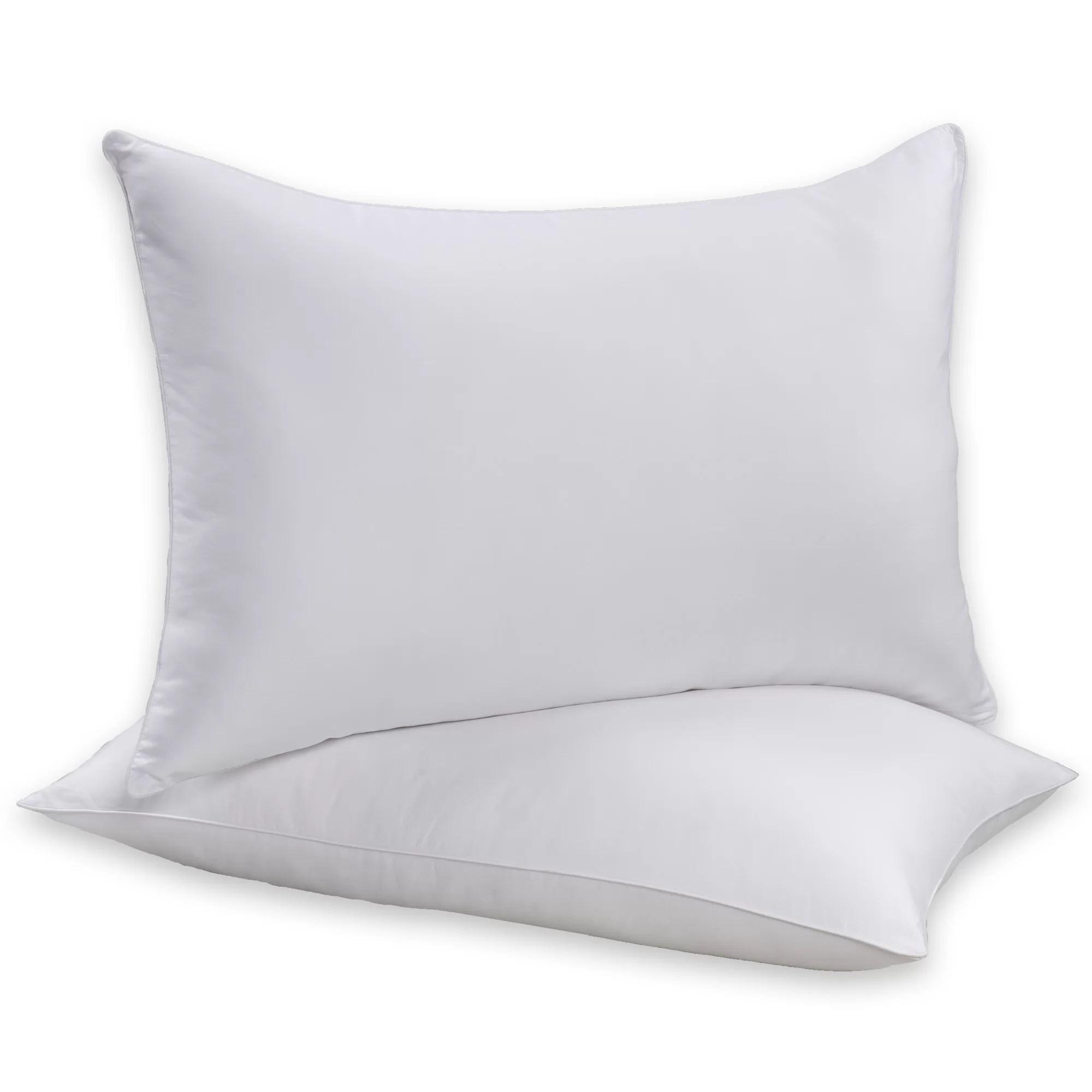Simmons Beautyrest Allergen Barrier Pillow  Reviews  Wayfair