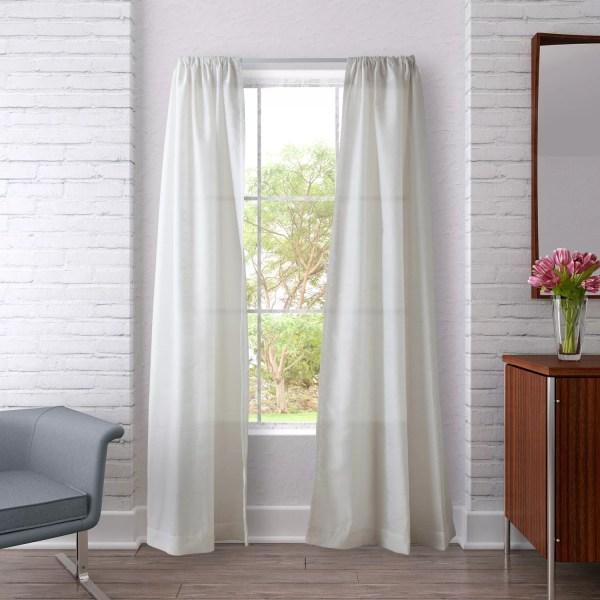 Heritage Landing Sheer Stripe Curtain Panel & Reviews ...