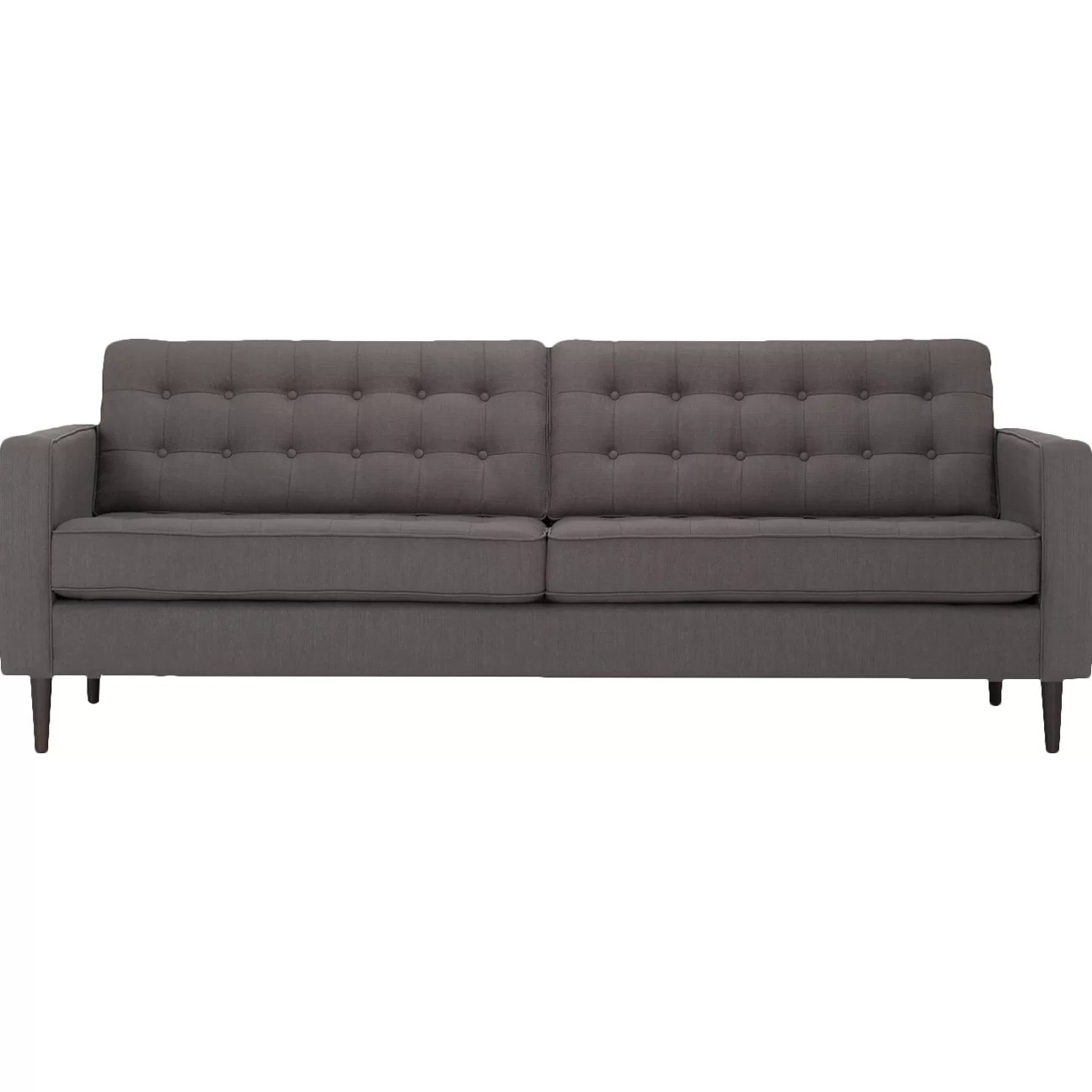reverie sofa harga l shape leather eq3 86 5 quot and reviews wayfair ca