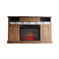 Stonegate Bristol Electric Fireplace | Wayfair