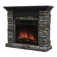 Stonegate Breckin Electric Fireplace & Reviews | Wayfair