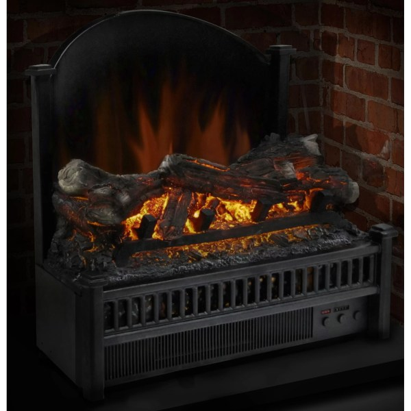 Pleasant Hearth Electric Fireplace Logs