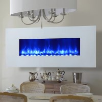Dynasty Miami LED Wall Mount Electric Fireplace & Reviews ...
