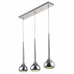 3 Light Kitchen Island Pendant Table Ikea Bromi Design Wade And Reviews