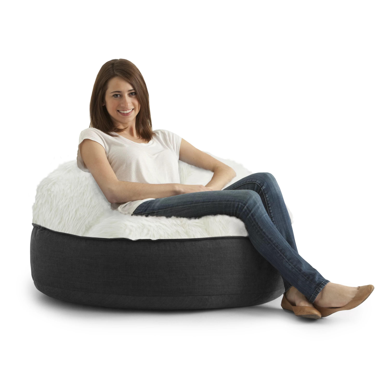 Comfort Research Big Joe Bean Bag Chair  Wayfair