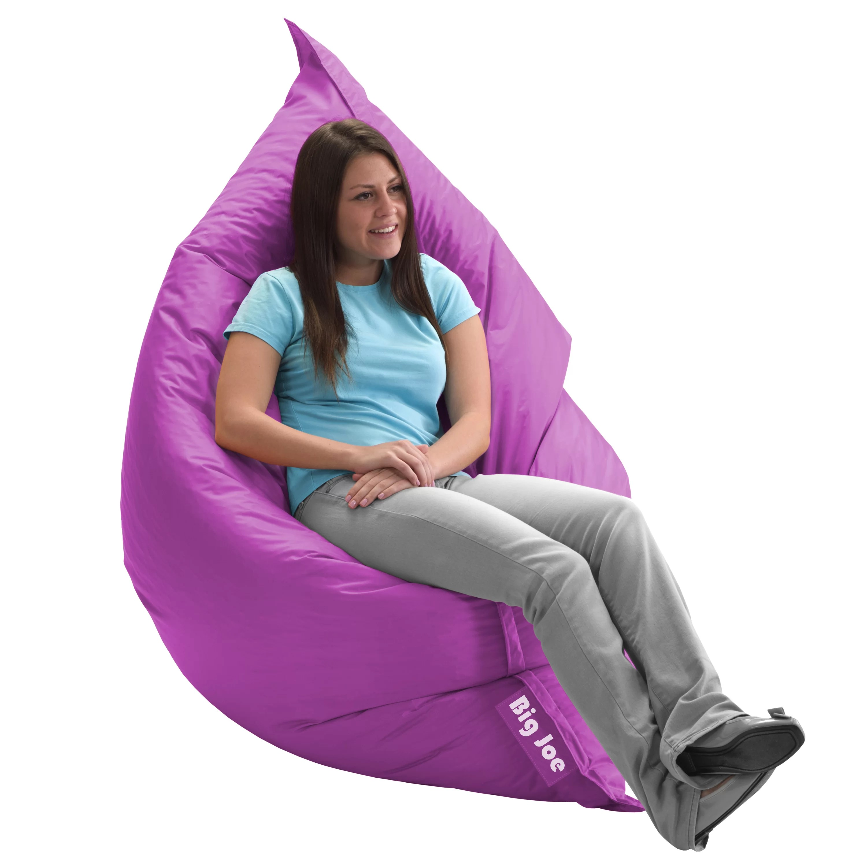 big joe bean bag chair reviews royal blue spandex folding covers comfort research and wayfair