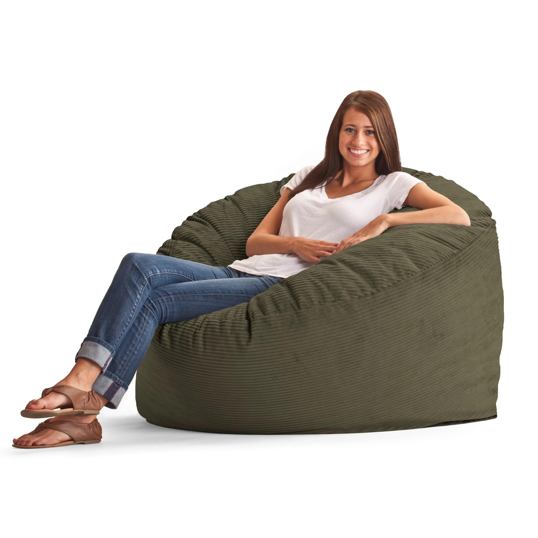 memory foam bean bag chair reviews reupholster a wingback comfort research fuf and wayfair