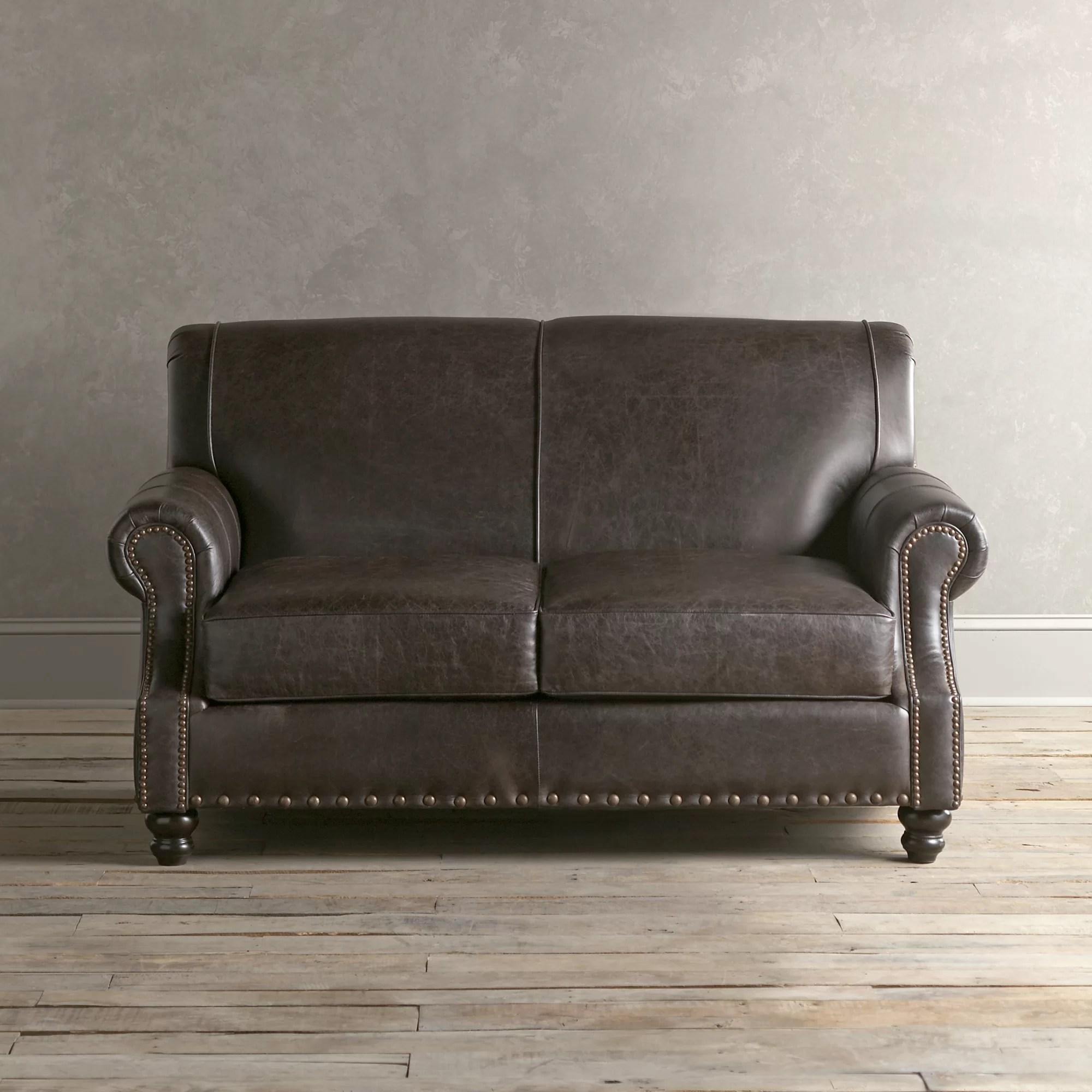 lane leather sofa and loveseat dfs duck egg blue birch landry reviews wayfair