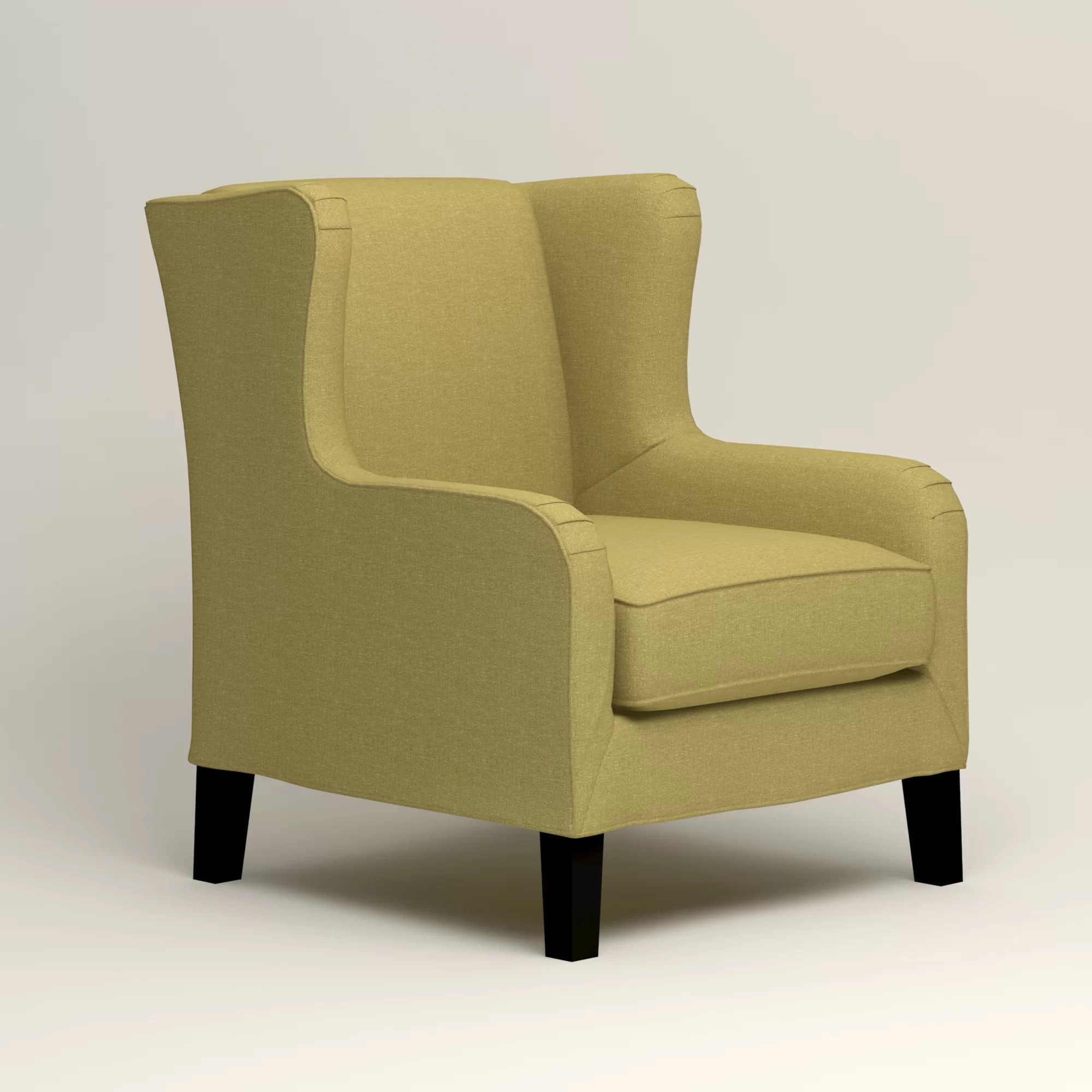 Birch Lane Easton Wingback Chair  Reviews  Wayfair