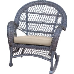 Wayfair Rocking Chair Cushions Bassett Dining Chairs Jeco Inc Wicker Rocker With