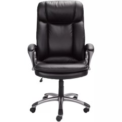 Big And Tall Computer Chair Carl Hansen Wishbone Serta At Home Executive Reviews