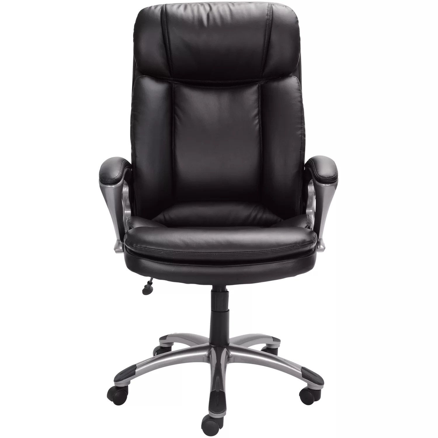 best big and tall office chair reviews wheel cost in india serta at home executive