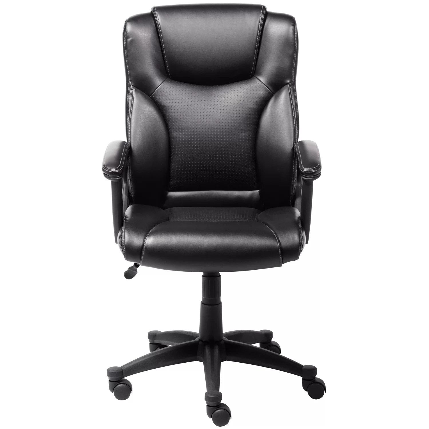 serta bonded leather executive chair hanging malaysia at home and reviews wayfair