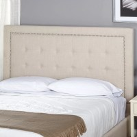 TMS Cortina Queen Upholstered Headboard & Reviews