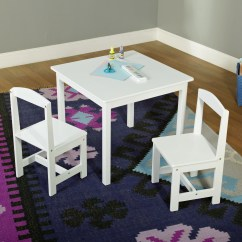 3 Piece Table And Chair Set Parsons Dining Room Chairs Tms Hayden Kids Square Reviews