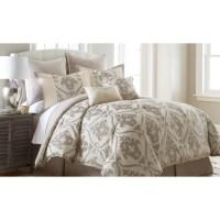 Amrapur 8 Piece Comforter Set & Reviews | Wayfair