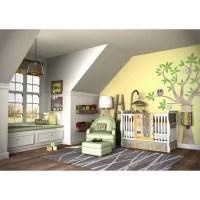 DK Leigh My Baby Hoo Owl 7 Piece Crib Bedding Set ...