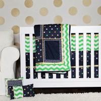 DK Leigh 10 Piece Crib Bedding Set & Reviews | Wayfair
