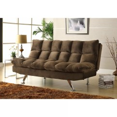 Jazz Sofa Review Red Leather With Nailhead Trim Woodhaven Hill Sleeper And Reviews Wayfair