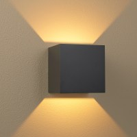 Bruck QB Dimmable LED Wall Sconce & Reviews