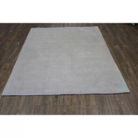 Rug Factory Plus Transition Hand-Tufted Beige Area Rug ...